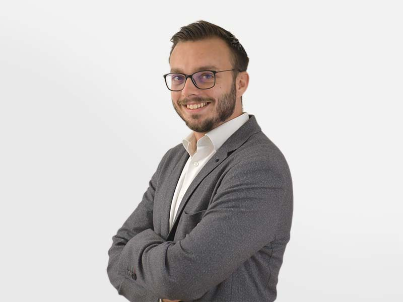 Fabian Haid - Junior Account Manager