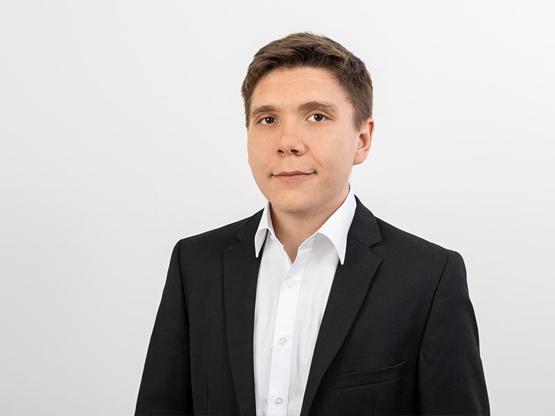 Lukas Reck - Junior Account Manager