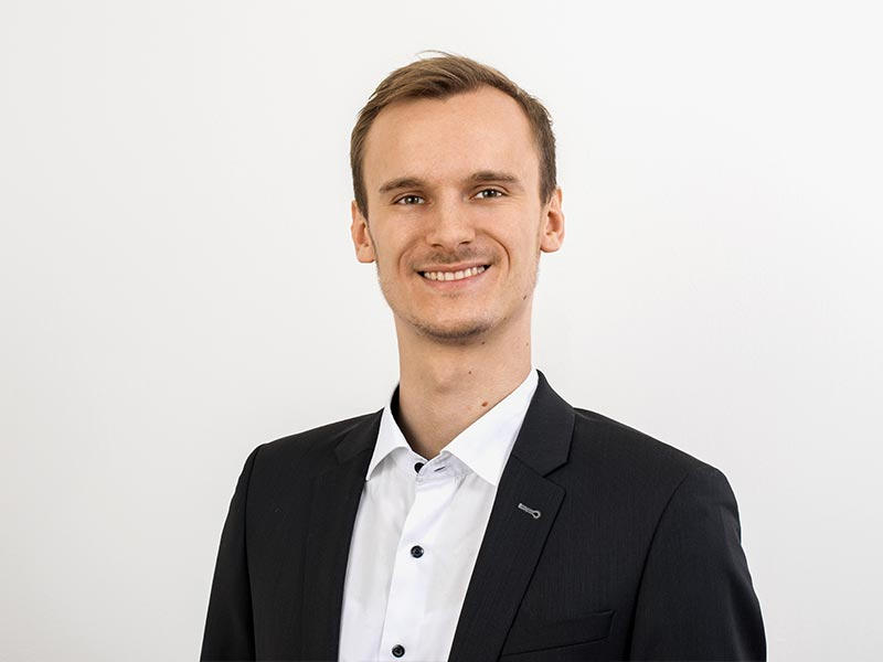 Malte Redlin - Junior Account Manager