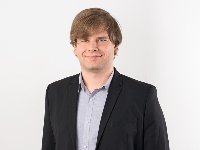 Philipp Plum - Account Executive