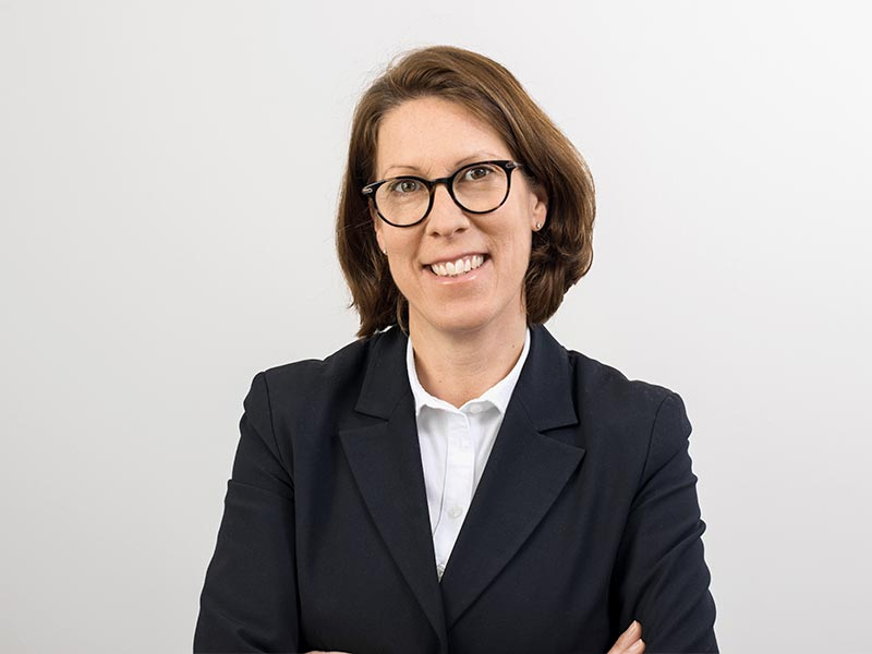 Susanne Sothmann - Executive Partner